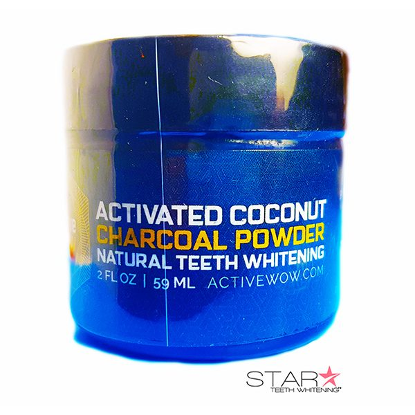 Charcoal Powder Teeth Whitening