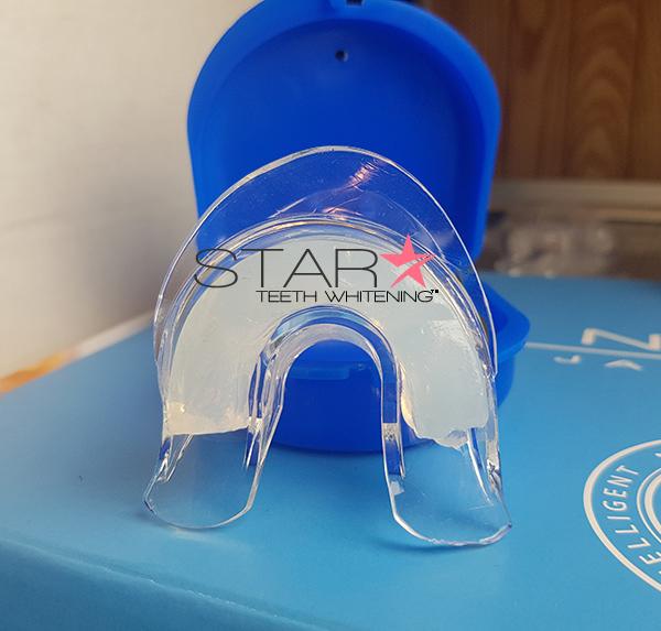 Custom Fit Star Teeth Whitening Tray