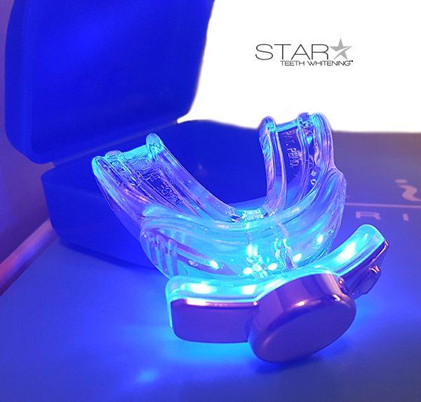 uLED Laser Light