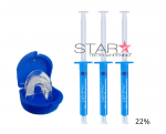 22% Star Teeth Whitening At Home Treatment